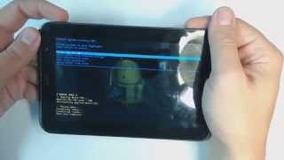 Samsung Galaxy Tab 2 P3100 How To Remove Pattern Lock By