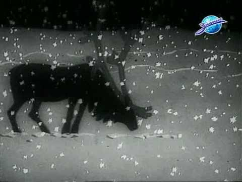 Early Russian cartoon: The Returned Sun (+English subtitles)