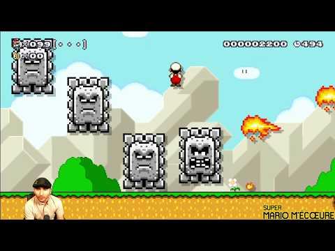 [Ep#133] Super Mario M'écoeure - Se faufiler dans un trop de FLA !