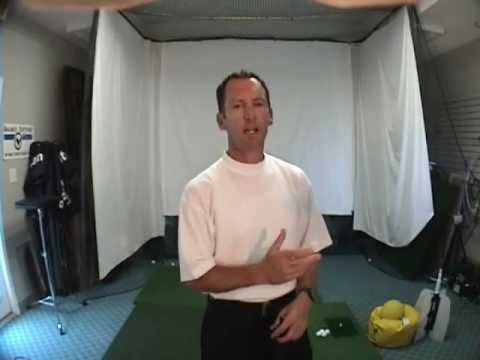 Golf Swing Weight Shift - Video Golf Lesson by Herman Williams Golf
