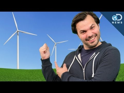 Are Wind And Solar Energy Worth The Effort?