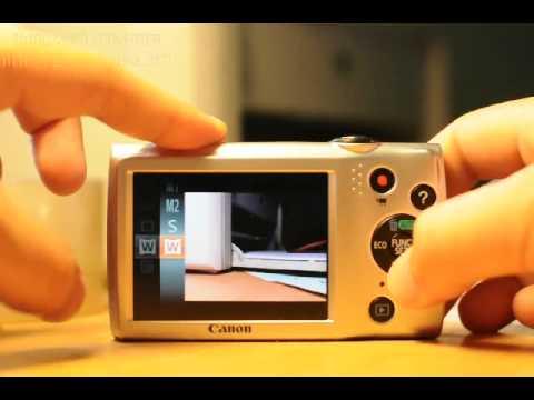 Hướng dẫn sử dụng Canon A2500