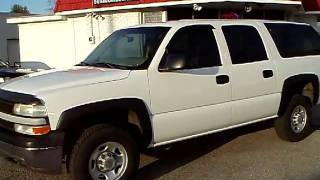 1999 Chevy Suburban 6.5 Turbo Diesel - For Sale - 6 videos