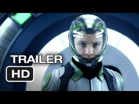 Ender's Game Official Trailer #2 (2013) - Asa Butterfield, Harrison Ford Movie HD