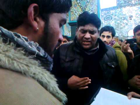 Mera Ho Gaya Qatal Bhira Baba by Ravi Road at Roza Bibi Zainab (S.A)