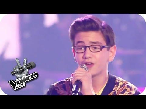 Cro: Einmal um die Welt (Samuel) | Halbfinale | The Voice Kids 2015 | SAT.1