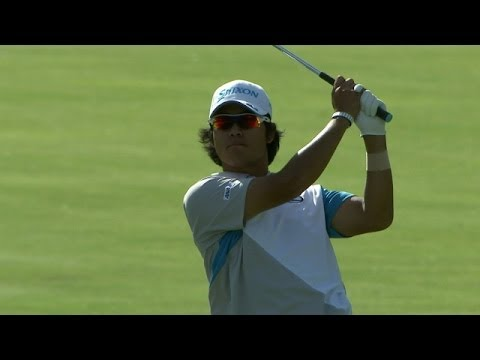 Hideki Matsuyama's birdie to force playoff leads Shots of the Week