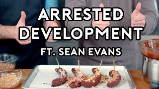 Binging with Babish: Arrested Development Special (feat. Sean Evans)