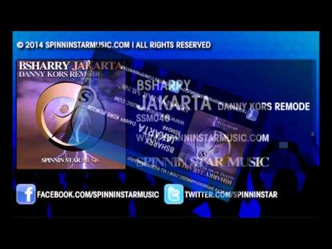 BSharry - Jakarta (Danny Kors Remode) - SSM046