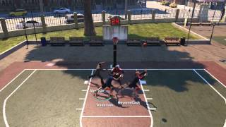NBA 2K14 PS4 The Park - Future Plans