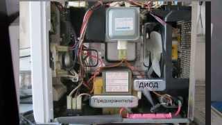 инструкция к rainford rmw-251dg
