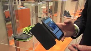 NFC Adidas Shoe Lace Jewel