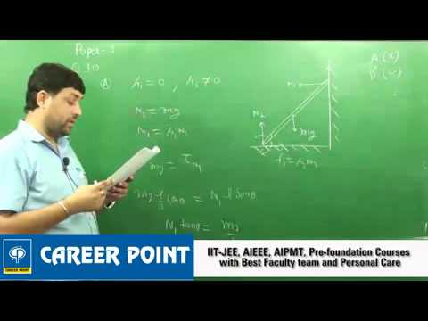 JEE-Advanced 2014 Physics- Q10 [Paper-I] [Code-5]