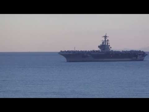 USS GEORGE H.W. BUSH (CVN 77)