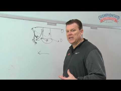 Brad Underwood Open Practice: Defense