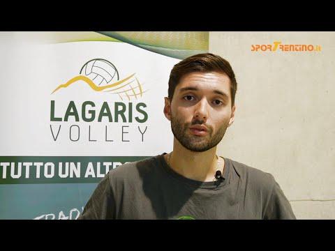 Copertina video Gabriel Peripolli (Lagaris Rovereto)