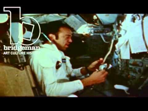Clip of the Week: NASA astronauts have fun with zero-gravity, 1969