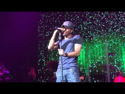 Enrique Iglesias Heart Attack - Las Vegas