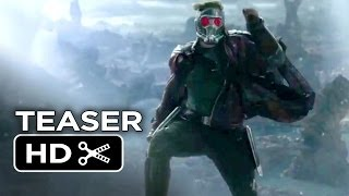 Guardians of the Galaxy Official Teaser (2014) - Chris Pratt Marvel Movie HD
