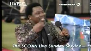 The Meaning Of Fasting Prophet TB Joshua