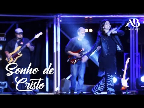 Aline Barros - Sonho de Cristo (part. Nicolas Barros) - Tour 20 anos em Barretos/SP