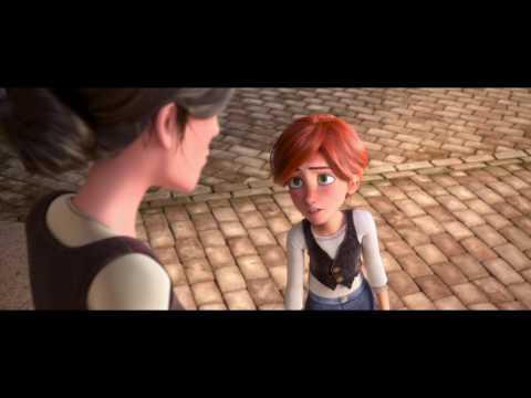 Balerína - trailer na kino animák