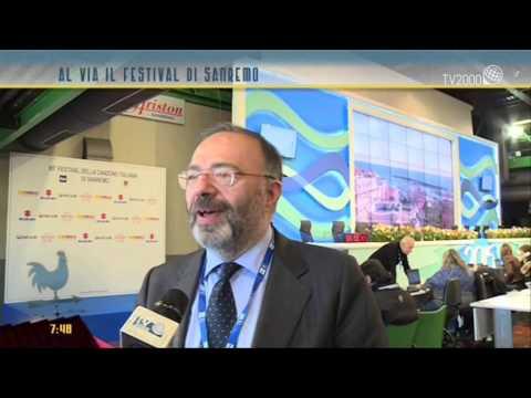 Fabio Bolzetta fa colazione a Sanremo e incontra Massimo Bernardini