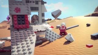Lego Star Wars minifilm 5 - T-16