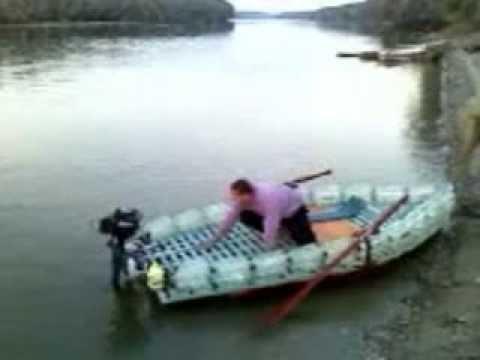 Лодка своими руками надувная