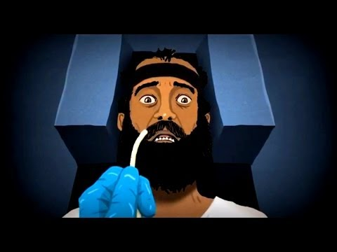 Guantánamo Bay: The Hunger Strikes - animation