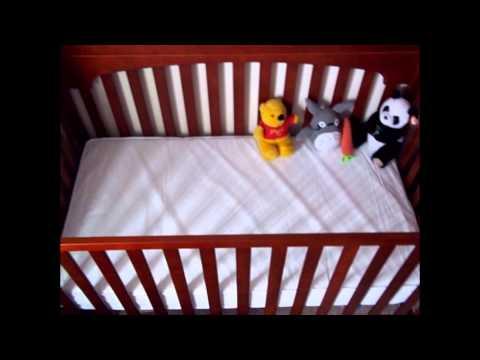 Safety 1st Heavenly Dreams White Crib MattresToddler ...