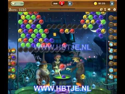 Bubble Witch Saga level 128