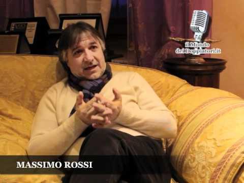Intervista a MASSIMO ROSSI (2012) | ilmondodeidoppiatori.it