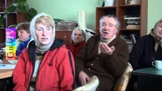 Pensionari/e de la Văsieni au vorbit curajos la cameră