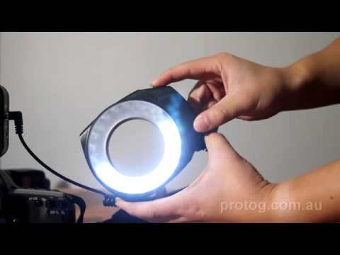 Macro Ring Flash Vs Ring Light