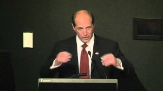 Ambassador Jeffrey Bleich keynote at the Creating a Productive Future ANU / Harvard Symposium