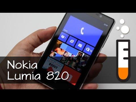 Nokia Lumia 820 Smartphone - Resenha Brasil