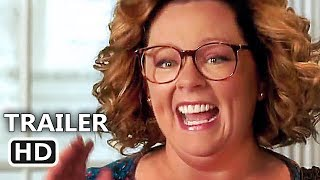 LIFE OF THE PARTY Official Trailer (2018) Debbye Ryan, Melissa McCarthy, Comedie Movie HD
