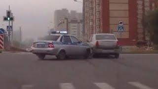 Rendőri ütközések válogatás 2