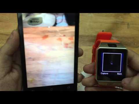 Hướng dẫn cách kết nối đồng hồ thông minh inwatch C với điện thoại android