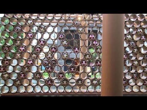Mondial: l'architecte Shigeru Ban crée un