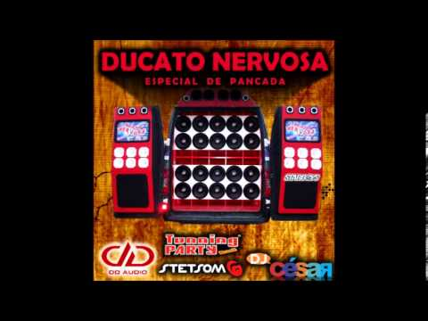 CD - DUCATO NERVOSA ESPECIAL DE PANCADA ( DJ CESAR )