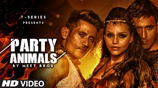 party animals video song, meet bros, bollywood hot songs
