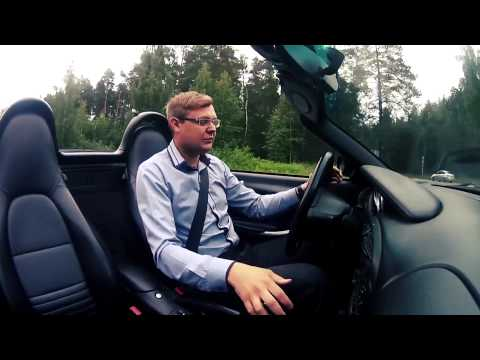 АвтоЭлита. Тест-драйв Porsche Boxter S. Программа от 18.07.2015