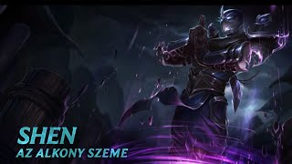 League of Legends - Hősbemutató: Shen