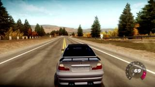Forza Horizon BMW M3-GTR Gameplay HD