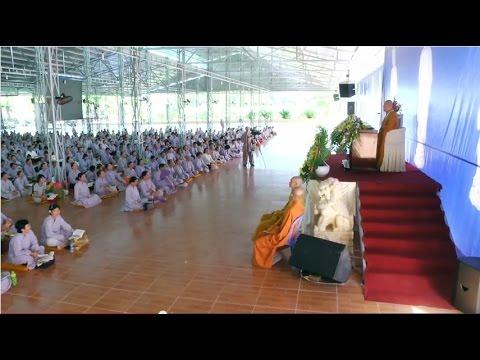 ĐĐ Thích Giác Nhàn Giảng 48 Lời Nguyện Của Đức Phật A Di Đà - Nguyện Thứ Nhất-Đại Tòng Lâm