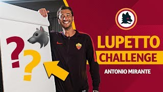 Speed Drawing Challenge: Can Antonio Mirante sketch the Lupetto?