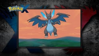 Pokémon X And Pokémon Y: Mega Charizard X!