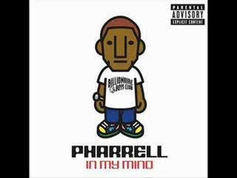 Pharrell - In My Mind - Take It Off